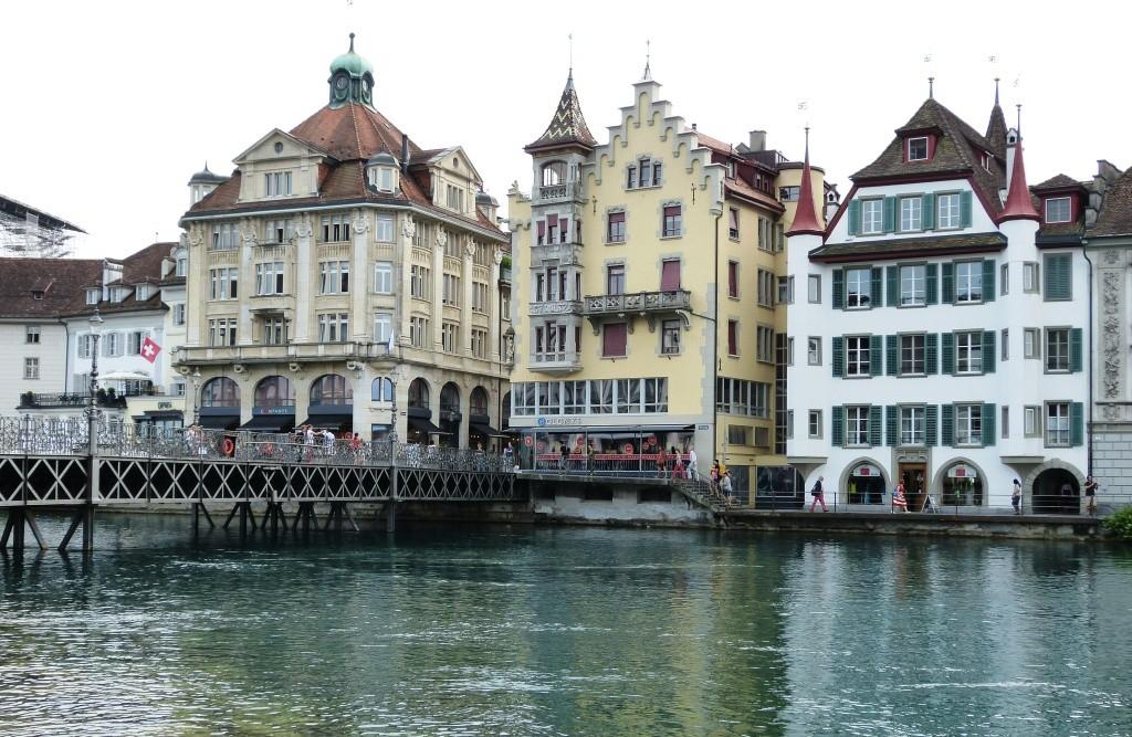 Riverfront Lucerne