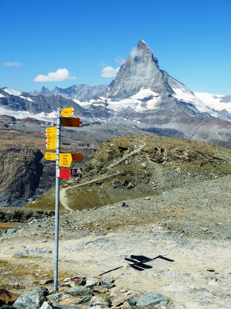 This way to the Matterhorn!
