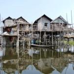Houses Inle Lake