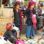 Shan women