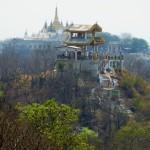 Hilltop Pagoda Sagaing