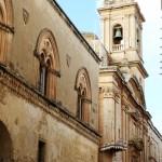 Mdina citadel streets