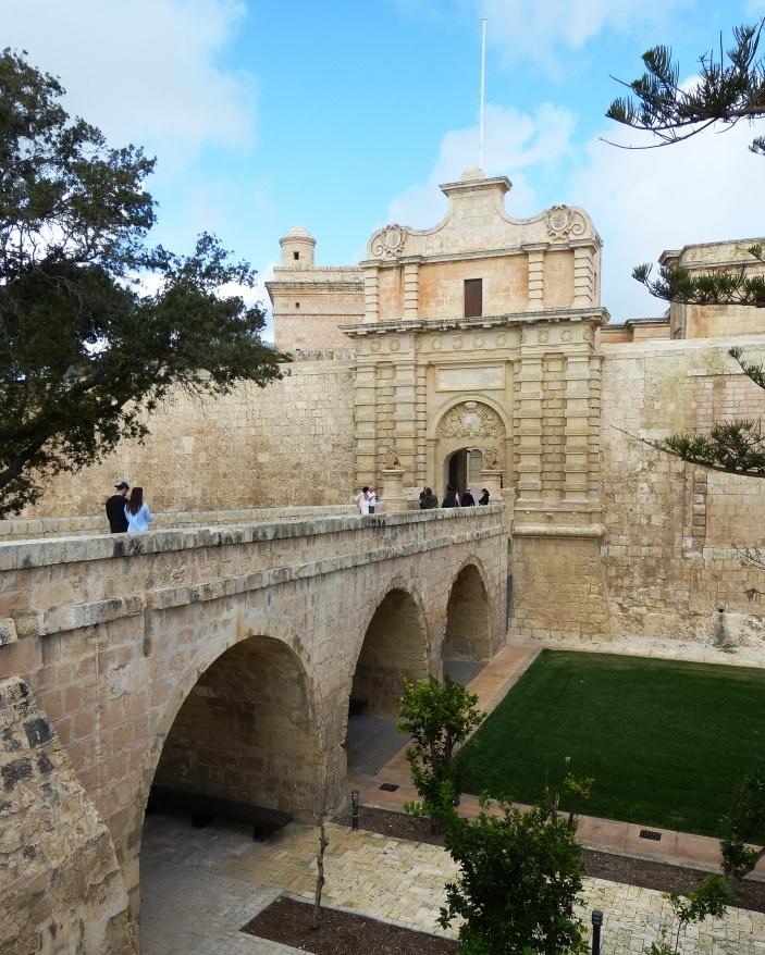 Mdina citadel