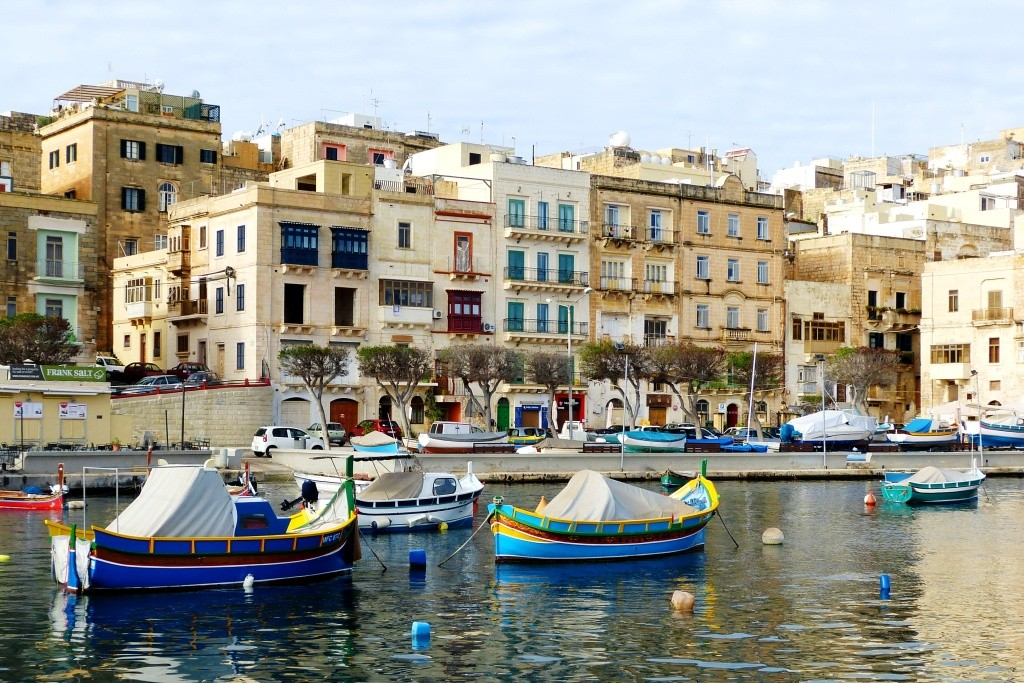 Three cities harbour