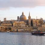 Valletta harbour views