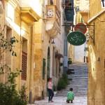 Vittoriosa streets