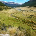 Greenstone Valley and river