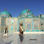 Shrine Mazare Sharif