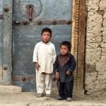 Hazara brothers Bamiyan