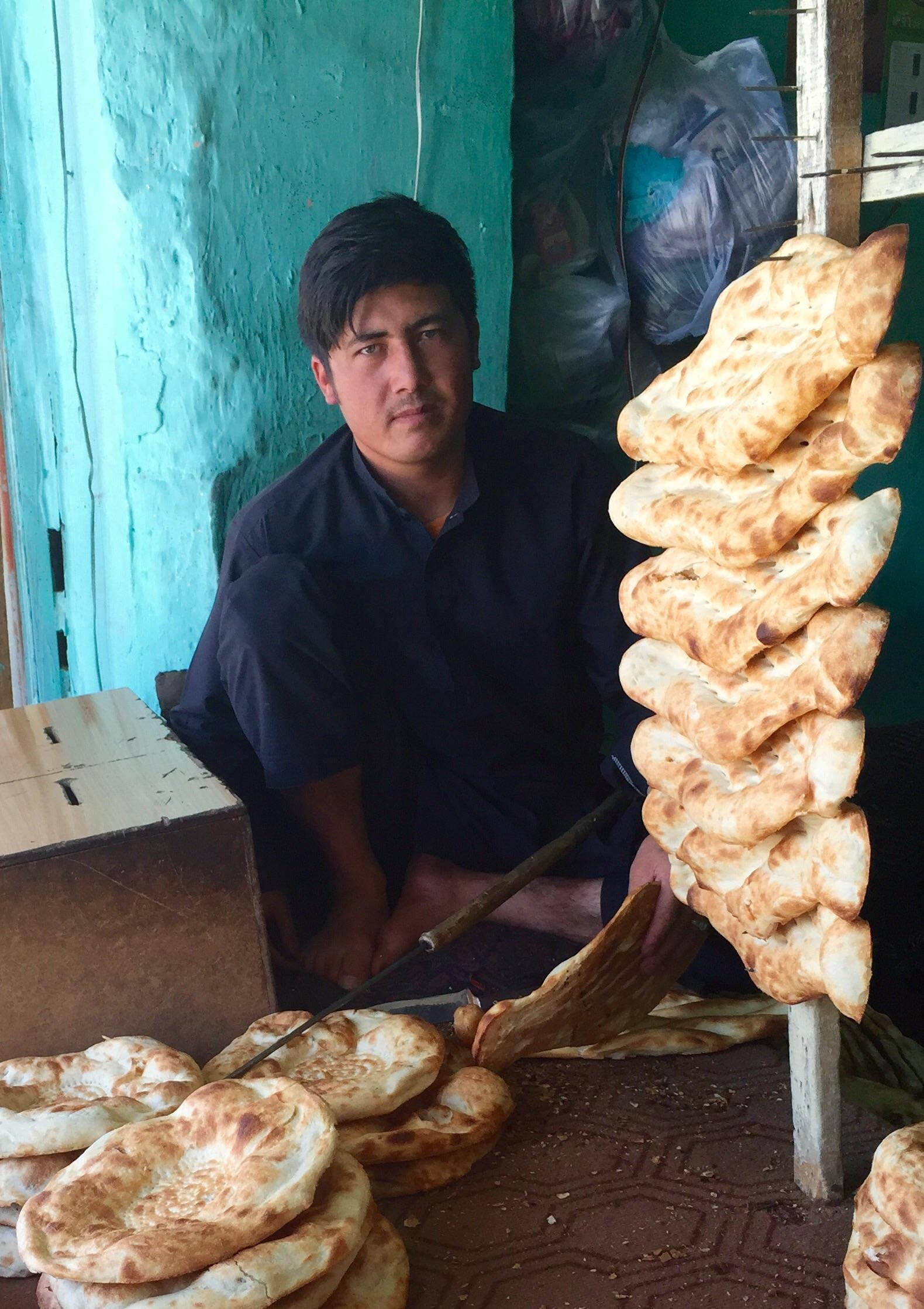 Baker Bamiyan