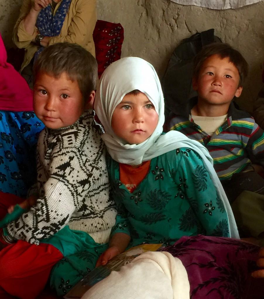 School kids Bamiyan 6