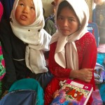 School kids Bamiyan 5