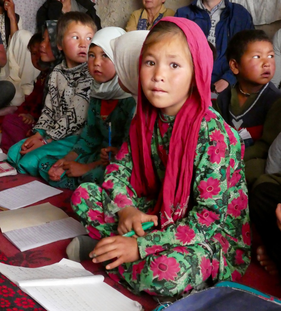 School kids Bamiyan 4