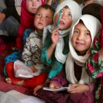 School kids Bamiyan