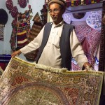 The warlord who sells carpets