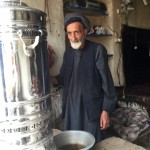 Tea seller Herat