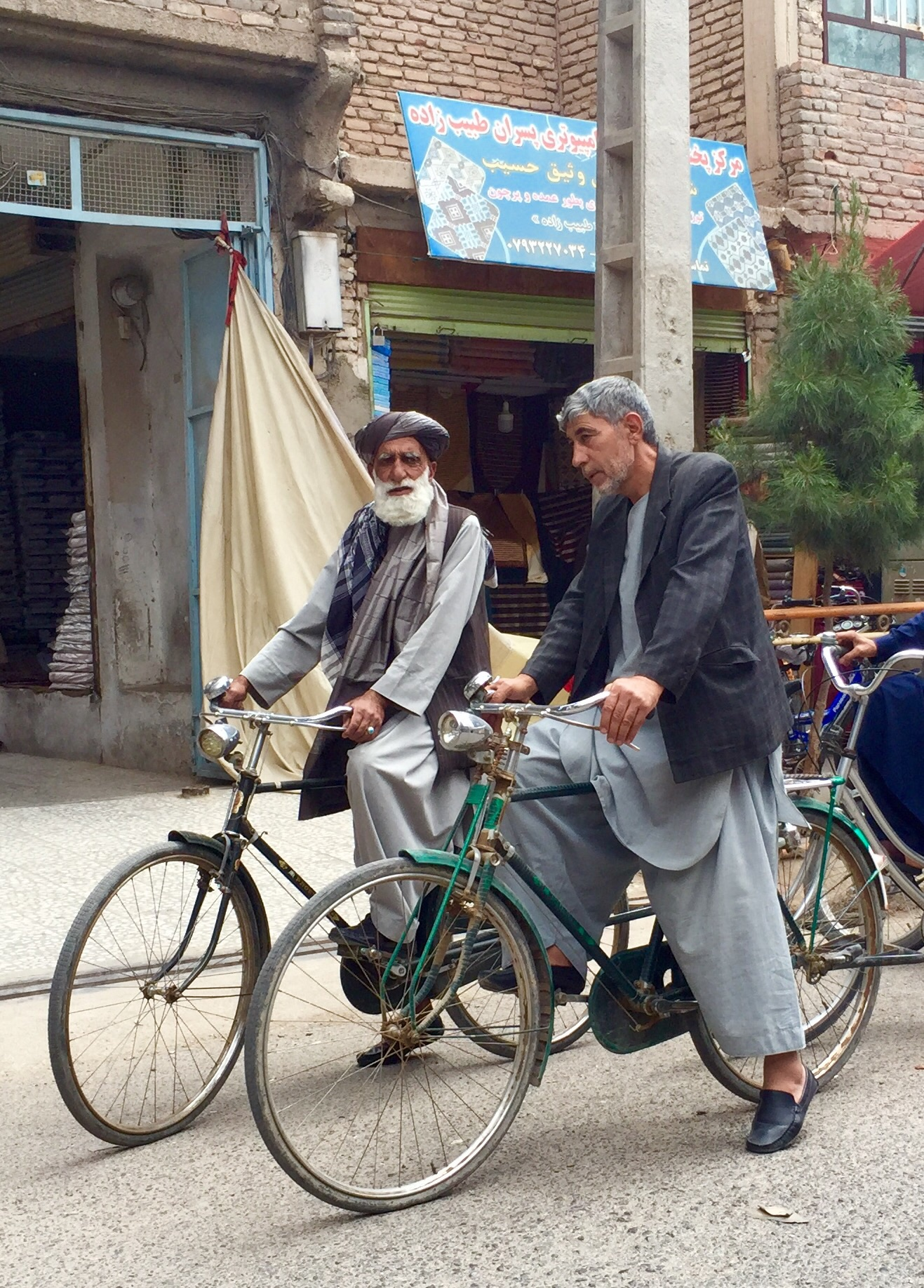 Cycling Herat