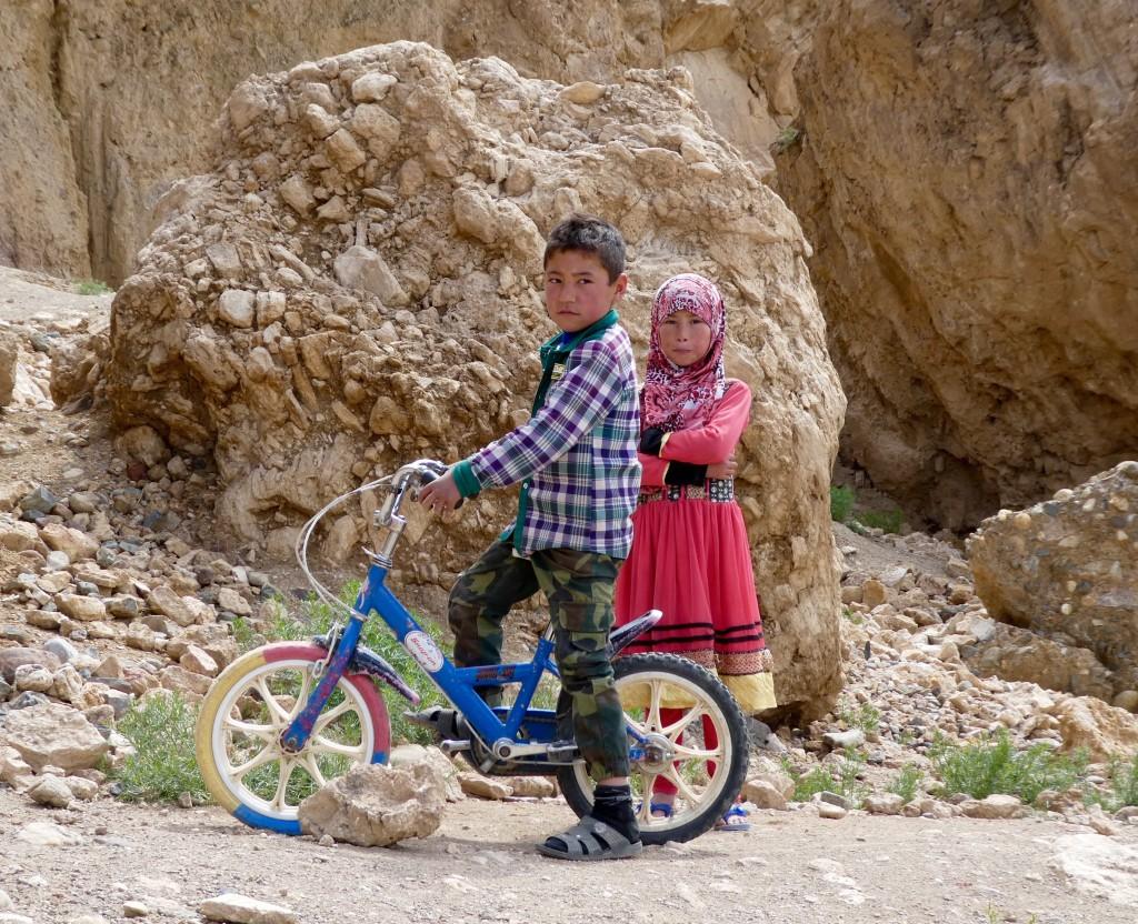Children Bamiyan