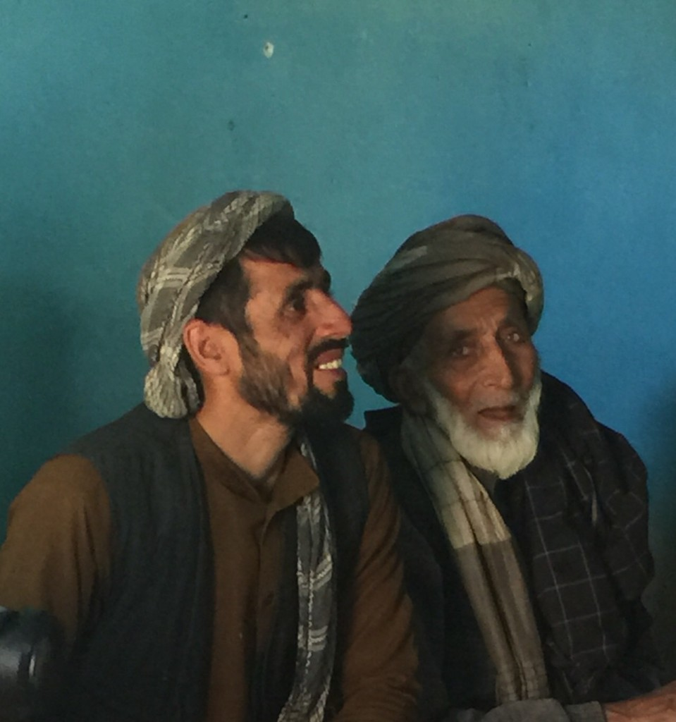 Father and son Balkh