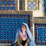 Woman Mazare Sharif