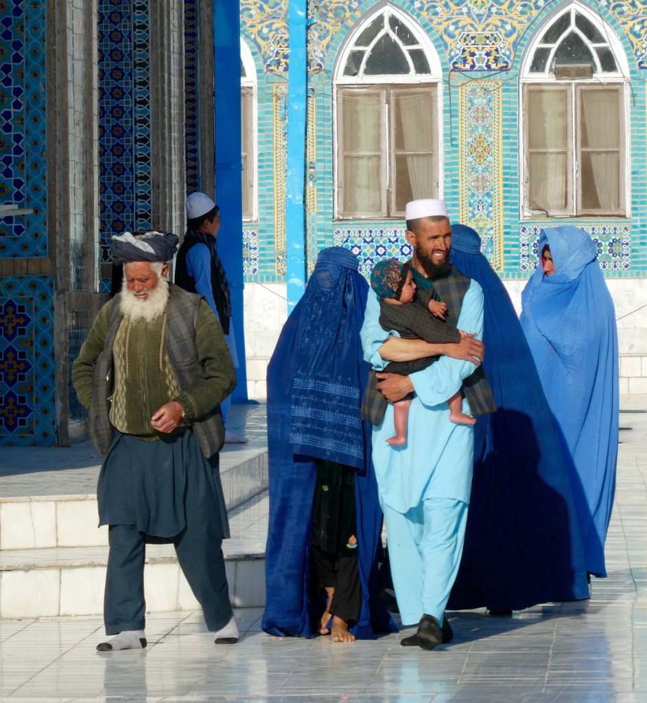 Family Mazare Sharif