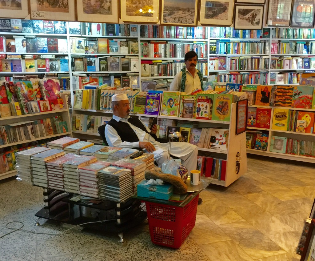 Sultan Khan the bookseller of Kabul