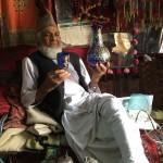 Glass blower Herat