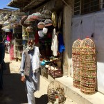 Bird market Kabul