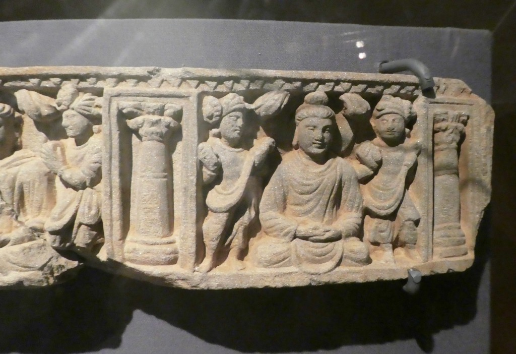 Greco Buddhist sculpture 3rd century
