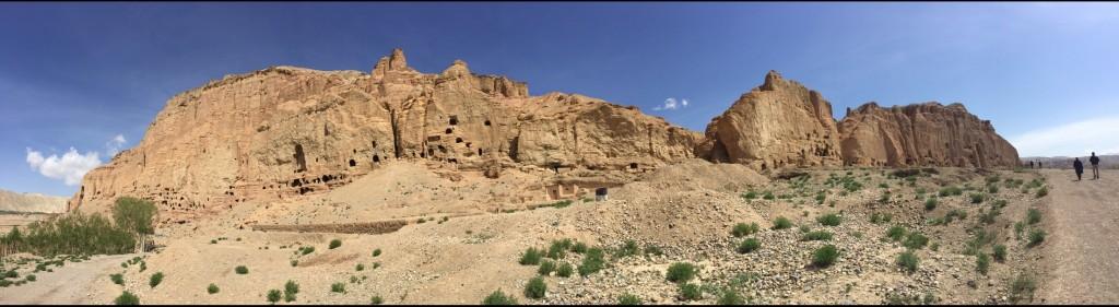 Bamiyan Buddhist caves