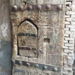 Old door Herat