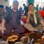 Chaikhana lunch Bamiyan