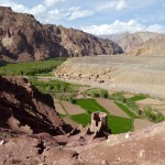Red fort Bamiyan