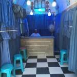 Burqa shop Herat
