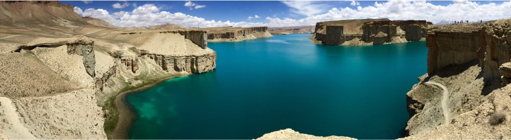 Band e Amir Lakes Central Afghanistan