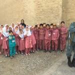 School trip Herat
