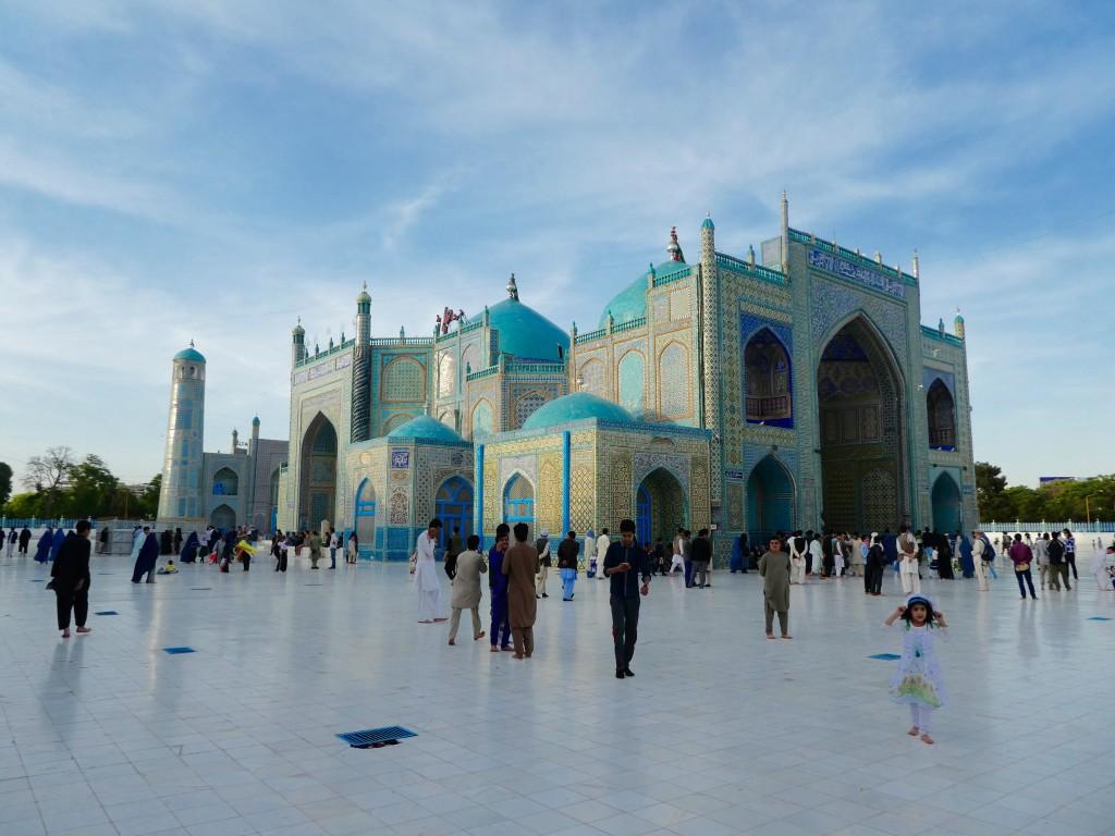 Views Hazrat Ali shrine