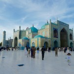 Views Hazrat Ali shrine