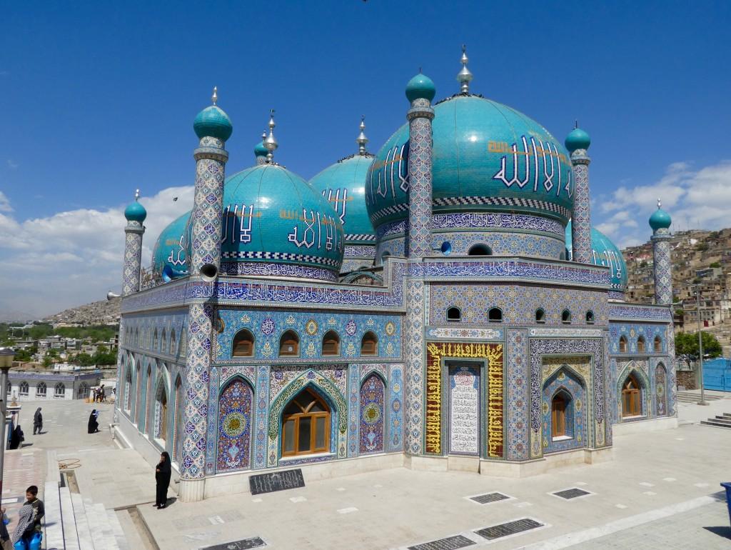 Shiite shrine Kabul