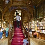 Lello bookstore- the inspiration for Harry Potter