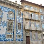 Azulejo tile works Porto