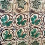 15th century azulejo