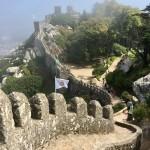 Castle wall Sintra