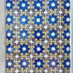 Decorative azulejo