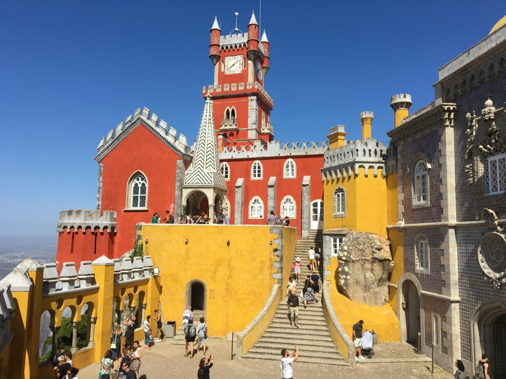 Views Pena Palace