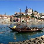 Views Porto riverbanks