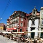 Ribeira scenes Porto