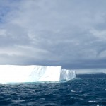 Tabular iceberg Weddell Sea