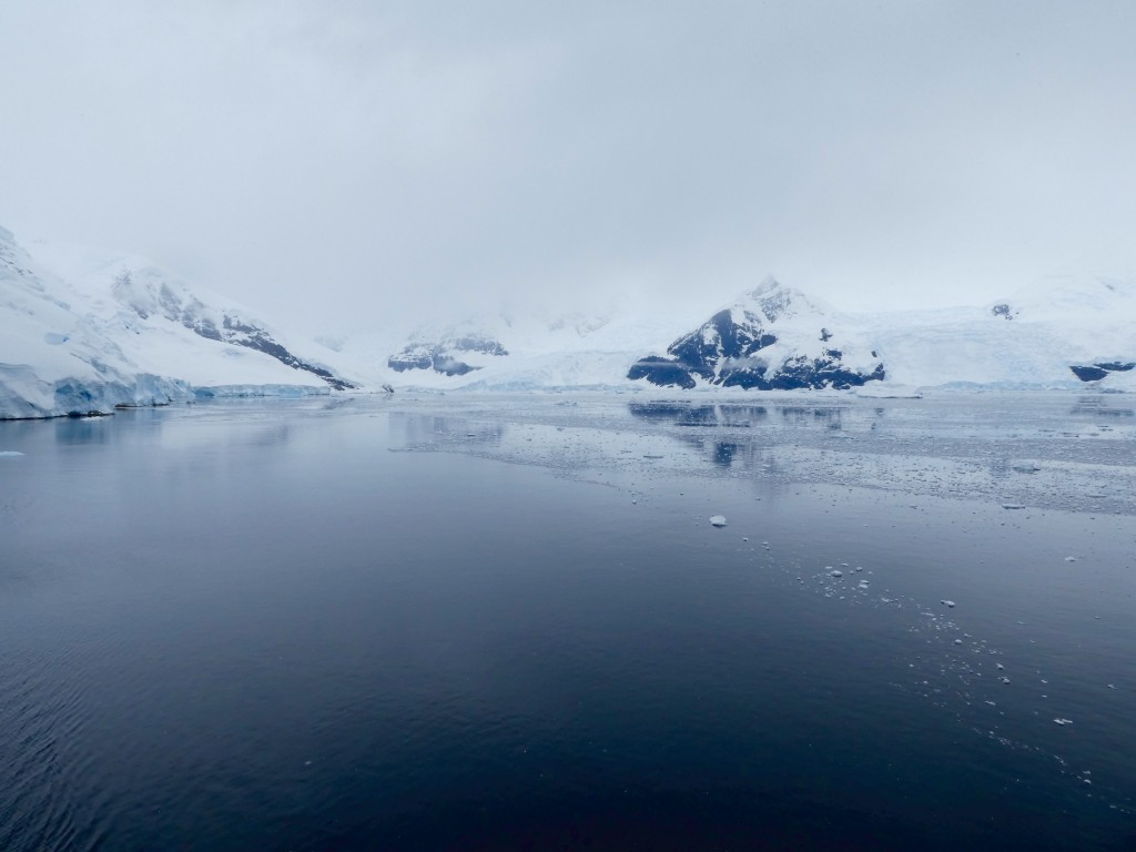 Glacier scapes