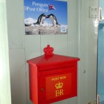 Penguin post office Port Lockroy